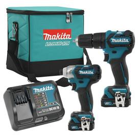 Makita CLX205SAX1 - 12V MAX CXT 2 Tool Combo Kit