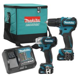 Makita CLX210SAX2 - 12V MAX CXT 2 Tool Combo Kit