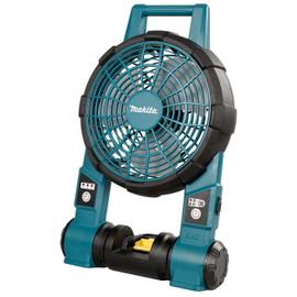 Makita DCF201Z - Cordless or Electric Jobsite Fan