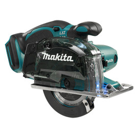 "Makita DCS552Z - 5-3/8"" Dust Collecting Cordless Metal Cutting Saw"