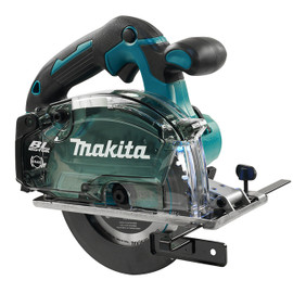 "Makita DCS553Z - 5-7/8"" Dust Collecting Cordless Metal Cutting Saw"