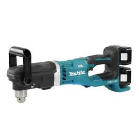 """Makita DDA460PT2 - 1/2"""" Cordless Angle Drill with Brushless Motor"""