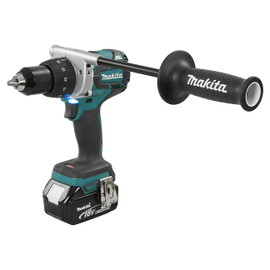 "Makita DDF481RTE - 1/2"" Cordless Drill / Driver with Brushless Motor"