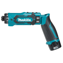 "Makita DF012DSE - 1/4"" Cordless Driver / Drill"