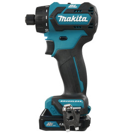 "Makita DF032DSYE - 1/4"" Hex Cordless Drill / Driver with Brushless Motor"