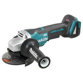 "Makita DGA455Z - 4-1/2"" Cordless Angle Grinder with Brushless Motor"