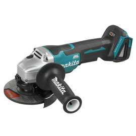 "Makita DGA508Z - 5"" Cordless Angle Grinder with Brushless Motor"