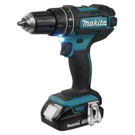 """Makita DHP482SYE - 1/2"""" Cordless Hammer Drill / Driver"""