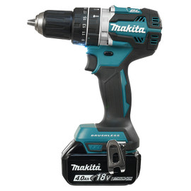 "Makita DHP484RME - 1/2"" Cordless Hammer Drill / Driver with Brushless Motor"