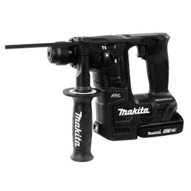 """Makita DHR171RYJB - 5/8"""" Sub-Compact Cordless Rotary Hammer with Brushless Motor"""