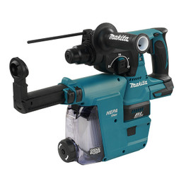"Makita DHR242ZWX - 15/16"" Cordless Rotary Hammer with Brushless Motor"