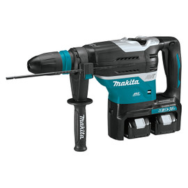 """Makita DHR400T2N - 1-9/16"""" Cordless Rotary Hammer with Brushless Motor, AWS & AFT"""