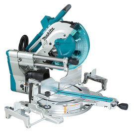 "Makita DLS212Z - 12"" Cordless Sliding Compound Mitre Saw with Brushless Motor & Laser"