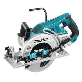 "Makita DRS780PT21 - 7-1/4"" Cordless Rear Handle Circular Saw with Brushless Motor"