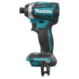 "Makita DTD154Z - 1/4"" Cordless Impact Driver with Brushless Motor"
