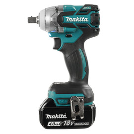 "Makita DTW285RME - 1/2"" Cordless Impact Wrench with Brushless Motor"