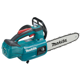 "Makita DUC254Z - 10"" / 18V LXT Cordless Top Handle Chainsaw"