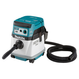 Makita DVC154LZXU - 18Vx2 LXT Cordless Vacuum Cleaner (15.0 L)