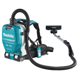 Makita DVC261TX11 - 18Vx2 LXT Cordless Backpack Vacuum Cleaner (2.0 L)