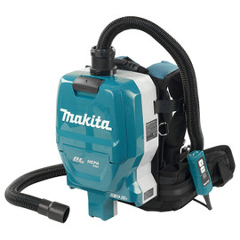 Makita DVC261ZX - 18Vx2 LXT Cordless Backpack Vacuum Cleaner (2.0 L)