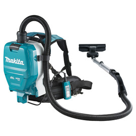 Makita DVC261ZX11 - 18Vx2 LXT Cordless Backpack Vacuum Cleaner (2.0 L)