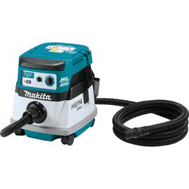 Makita DVC864LZX2 - 18Vx2 LXT Cordless Vacuum Cleaner (8.0 L)