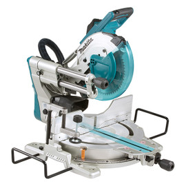 "Makita LS1019L - 10"" Sliding Compound Mitre Saw With Laser"