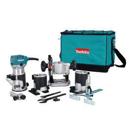 Makita RT0701CX8 - 1-1/4 hp Compact Router