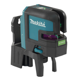 Makita SK106GDZ - Cordless Green Cross Line + 4 Points Laser Level
