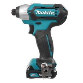 "Makita TD110DSYE - 1/4"" Hex Cordless Impact Driver"