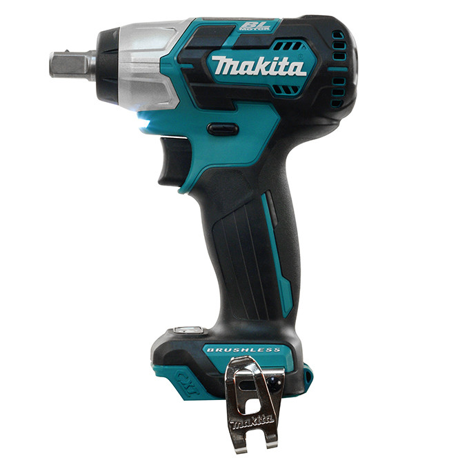 1 2 Cordless Impact >> Makita Tw161dz 1 2 Cordless Impact Wrench With Brushless Motor