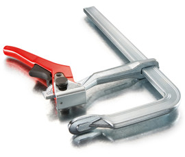 Bessey LC20 - Clamp, welding, lever-style, 20 In. x 4.75 In., 1200 lb