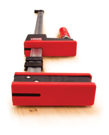 Bessey KRJR-18 - Clamp, woodworking, small parallel clamp, REVO JR, 18 In. x 3.25 In, 900 lb