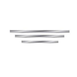 """King Canada KKC-8-CB - 8"""" Carbide jointer knife set"""