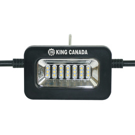 KING K-5018-5LED - 50 ft. 5 Samsung brand LED?string light