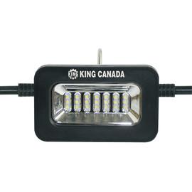 King Canada K-5018-5LED - 50 ft. 5 Samsung brand LED?string light