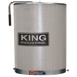 KING KDCF-3500 - 1 Micron canister filter for dust collector