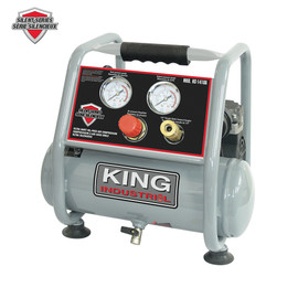 KING KC-1410A - Ultra quiet oil free air compressor