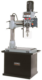 King Canada KC-35 - Radial drilling machine with stand (SS-35)