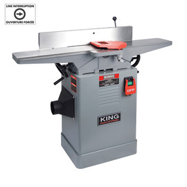 "King Canada KC-61FX - 6"" Jointer"