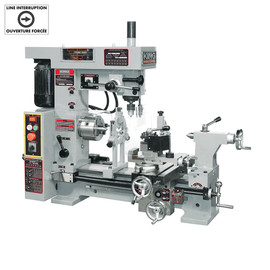 "KING KC-1620CLM - 16"" X 20"" Combo Lathe/Mill"