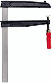 Bessey CDS24-10WP - Clamp, woodworking, F-style, Deep Reach, 10 In. x 24 In., 1540 lb