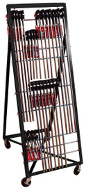 Bessey BTB30AKIT - Clamp Kit, small format Trademen's 30 pc. Clamp set - with A Frame Display