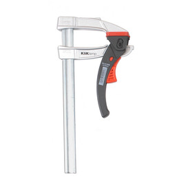 "Bessey KLI3.008 - Clamp, woodworking, small lever clamp, KliKlamp, 8"" x 3 In., 260 lb"
