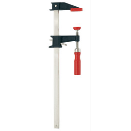 Bessey GSCC3.512 - Clamp, woodworking, clutch style, swivel pads, 3.5 In. x 12 In., 1100 lb