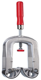Bessey KF2 - Clamp, woodworking, one hand edge clamp, 2 In. x 3 In