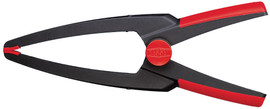 Bessey XCL2-Set - Clamp, spring clamp, needle nose, plastic, 2 pcs of the 2 In. x 2 In. spring clamp