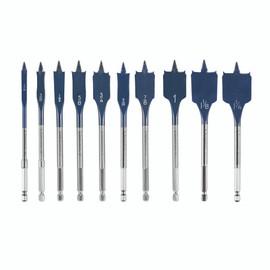Bosch DSB5010 - Daredevil™ Standard Spade Bit Set, Pkg/10