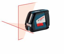 Bosch GLL2-50 - Self-Leveling Cross Line Laser Level