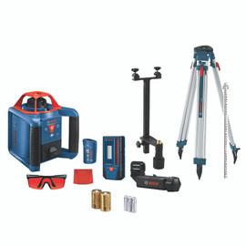 Bosch GRL900-20HVK - Self-Leveling Rotary Laser Kit